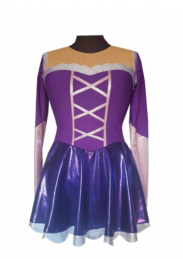 RAPUNZEL SKIRTED FROM £125